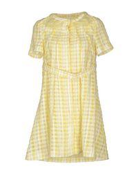 Короткое платье Worth Paris