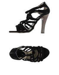 Босоножки на каблуке Ixos