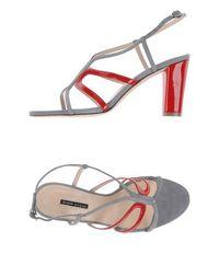 Босоножки на каблуке Daniele Ancarani