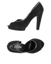 Туфли с открытым носком VIC