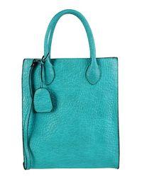 Большая сумка из текстиля Gaetano Navarra