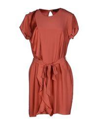Короткое платье Silk AND Soie