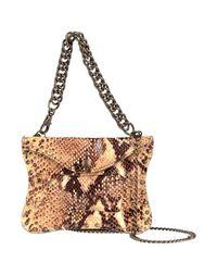 Сумочка из текстиля Luxury Fashion