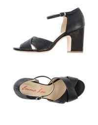 Босоножки на каблуке Emma LOU