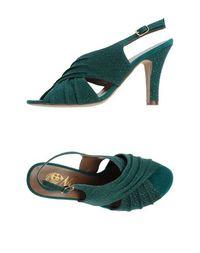 Босоножки на каблуке Nora