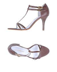 Босоножки на каблуке Luca Valentini