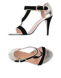 Босоножки на каблуке LE ROI DE Pigalle