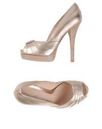 Туфли с открытым носком Fendi
