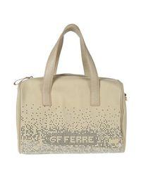 Средняя сумка из текстиля GF Ferre'