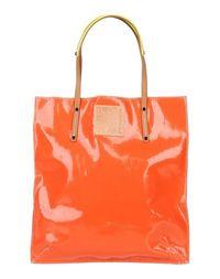 Большая кожаная сумка Cover LAB