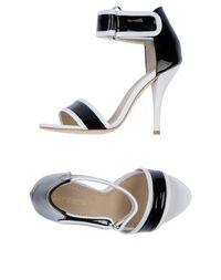 Босоножки на каблуке Jeremy Ho