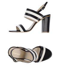 Босоножки на каблуке Giampaolo Viozzi