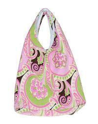 Большая сумка из текстиля EmamÒ