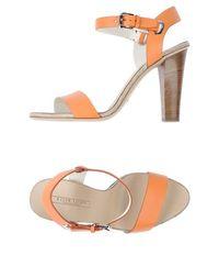 Босоножки на каблуке Ralph Lauren Collection