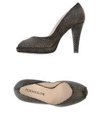 Туфли с открытым носком Fiorangelo