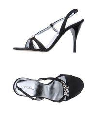 Босоножки на каблуке Fiorangelo