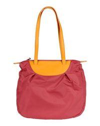 Большая сумка из текстиля Nannini