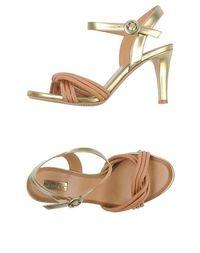 Босоножки на каблуке EVA Turner