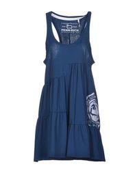 Короткое платье Penn Rich Woolrich (Pa)