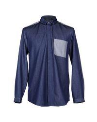 Джинсовая рубашка Richard Nicoll