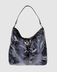 Большая сумка из текстиля Krizia Poi...
