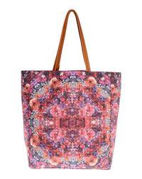 Большая сумка из текстиля 2 Picche Recycled