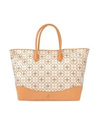 Большая сумка из текстиля Desmo