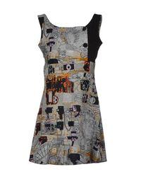 Короткое платье PAM &Amp; Arch
