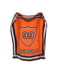 Топ без рукавов THE Textile Rebels
