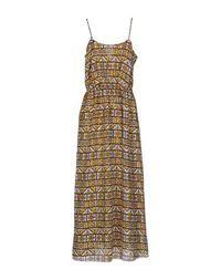 Длинное платье Woodwood