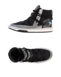 Высокие кеды и кроссовки Tokidoki