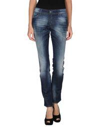 Джинсовые брюки Laltramoda