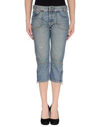 Джинсовые брюки-капри ICE J Iceberg