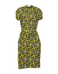 Платье до колена JC DE Castelbajac