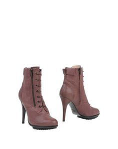 Полусапоги и высокие ботинки Alberto Guardiani