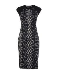 Платье до колена Reed Krakoff