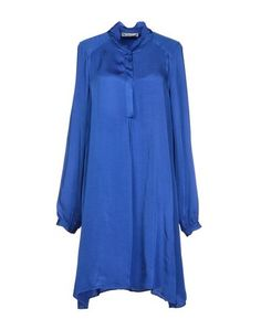 Короткое платье Peacock Blue