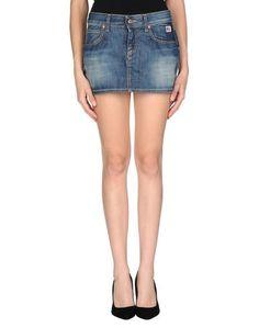 Джинсовая юбка ROŸ Roger's