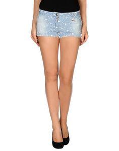 Джинсовые шорты Blugirl Folies