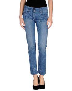 Джинсовые брюки Jeans Tattoo