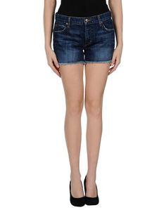 Джинсовые шорты Joe's Jeans