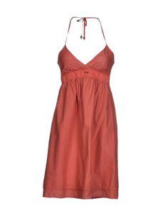 Короткое платье Acciaio