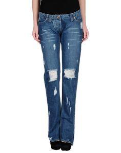 Джинсовые брюки Secret Pon Pon