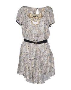 Короткое платье MET &Amp; Friends