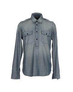 Джинсовая рубашка Single