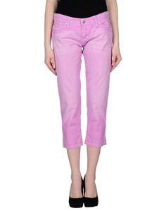 Джинсовые брюки-капри Who*S WHO
