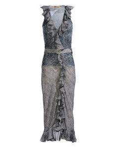 Платье длиной 3/4 John Galliano
