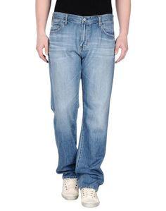 Джинсовые брюки AG Adriano Goldschmied