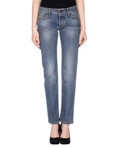 Джинсовые брюки Tejido