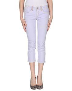 Джинсовые брюки-капри Murphy &Amp; NYE